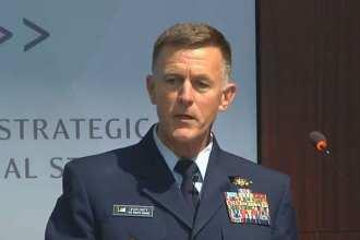 Commandant Adm. Paul Zukunft