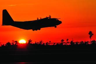 Lockheed-C-130E-Hercules