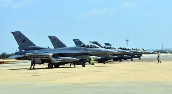 F-16s Incirlik