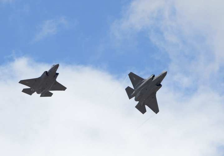F-35As Hill