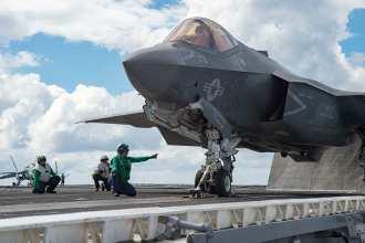 F-35C-Ike