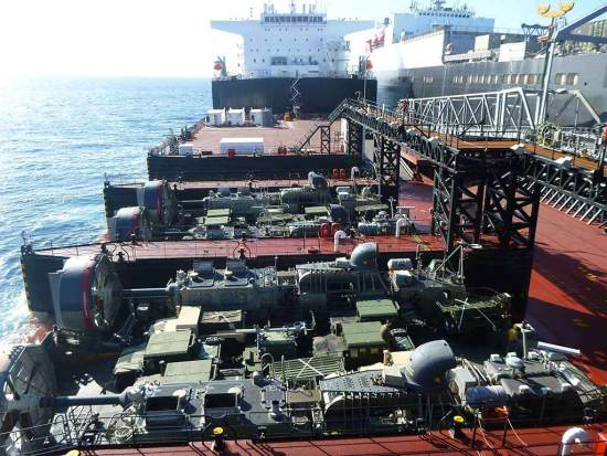USNS Montford Point in Action | Video