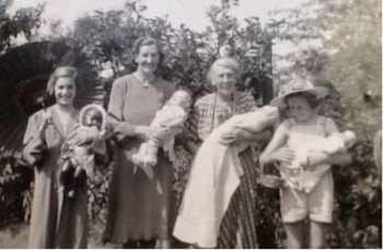 Doreen Wilson family