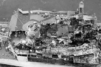 Belknap aftermath