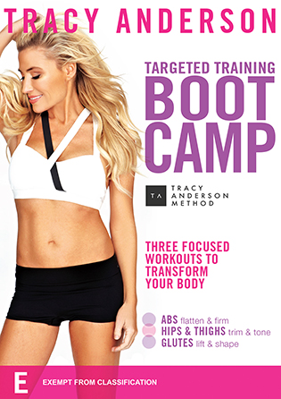 Tracy Anderson Targeted Training Boot Camp