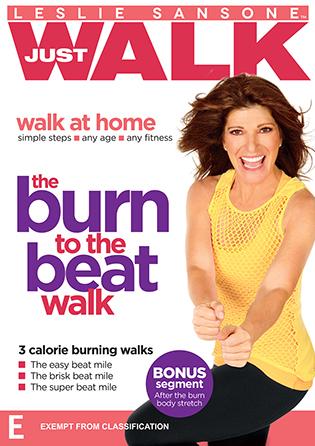 Leslie Sansone The Burn to the Beat Walk