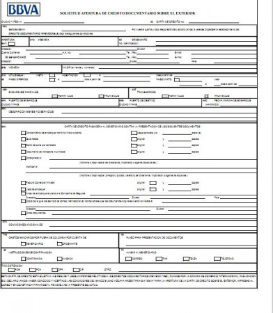 Definición de Carta de crédito » Concepto en Definición ABC
