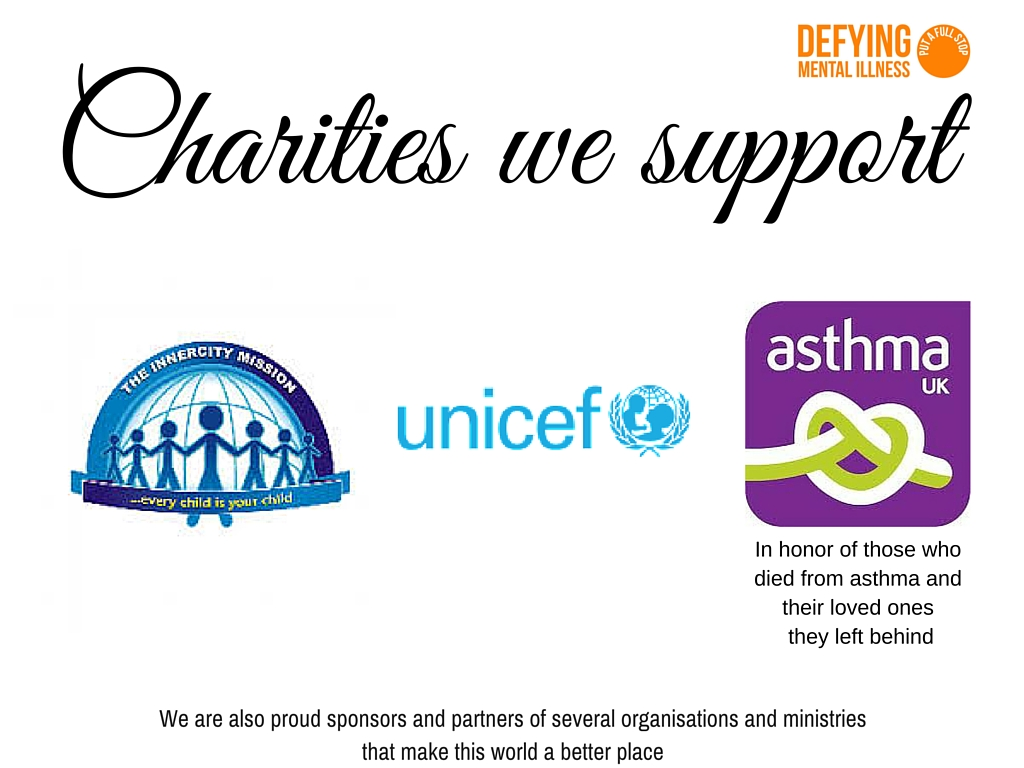 Charities we support (1)