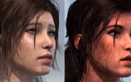 Tomb Raider compara