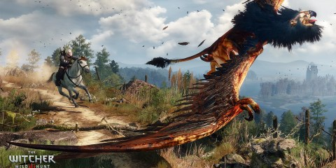 The Witcher 3 - screen