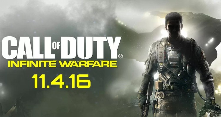 cod iw poster