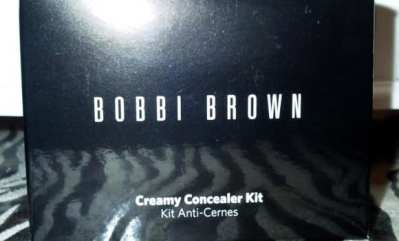 Creamy concealer kit de Bobbi Brown