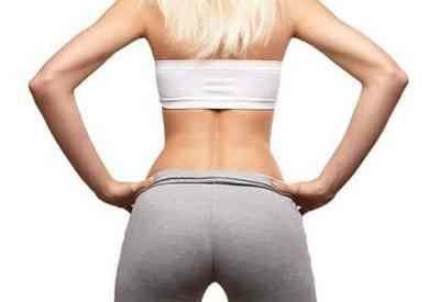 Ejercicios anti celulitis: glúteos y piernas I