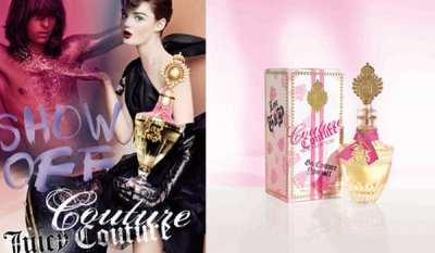Probamos lo nuevo de Juicy Couture: Couture Couture