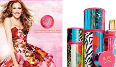 Sarah Jessica Parker también en perfume