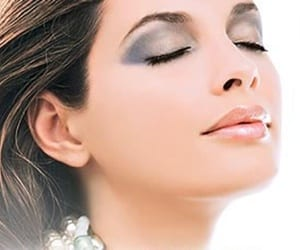 Maquillaje: look Nochebuena