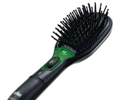 Satin Hair de Braun: el cepillo de moda