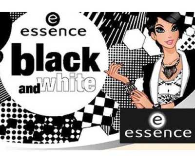 Crea tus looks más radicales con la colección Black and White de Essence