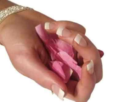 La mejor forma para tus uñas