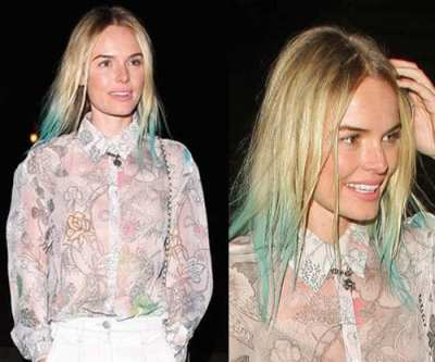 Crea tu propio look tie-dye como Kate Bosworth