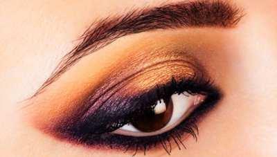 Maquillaje Glitter, dorados, plateados y bronces