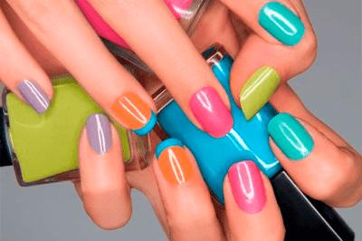 5 reglas para llevar uñas flúor