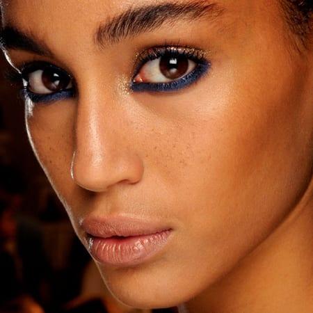 eyeliner color Cómo usar un eyeliner en el párpado inferior