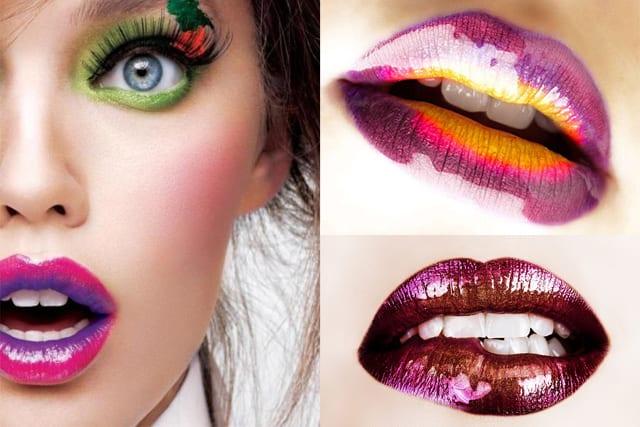 tenden2 Dos tendencias de maquillaje para este verano