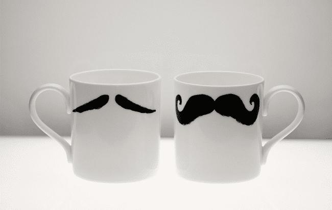 m13 Ideas con mucho bigote, ¡vivan los complementos!
