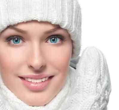 Protege tu piel del frío