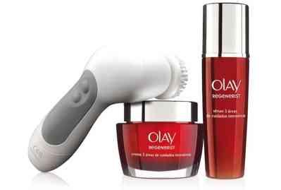 Cambiando mi rutina de limpieza facial con Olay Regenerist