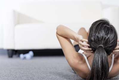 ¿No tienes tiempo para entrenar fuera de casa? ¡Hazlo en casa!