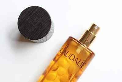 Aceite divino de Caudalie, hidratación, aroma y doble uso