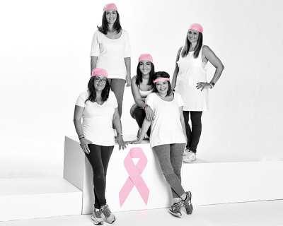 Ausonia contra el cáncer de mama: Colaboraciones con corazón