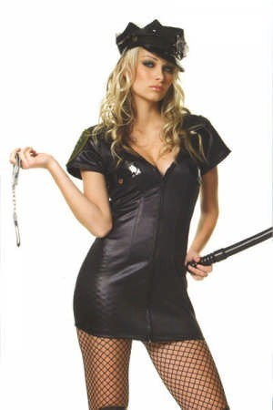 Playboy Girls Wallpaper Costume D 233 Guisement Officier De Police
