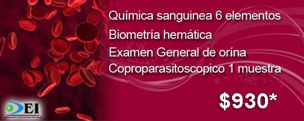 Química Biometría EGO