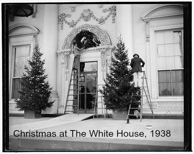 christmas at whitehouse
