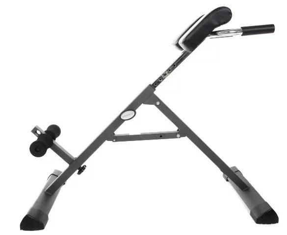 Tricon Rückentrainer Aufbau