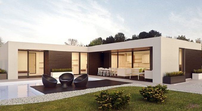 II❶II Haus streichen Mit dieser Fassadenfarbe liegst du voll Trend - fassadenfarbe haus