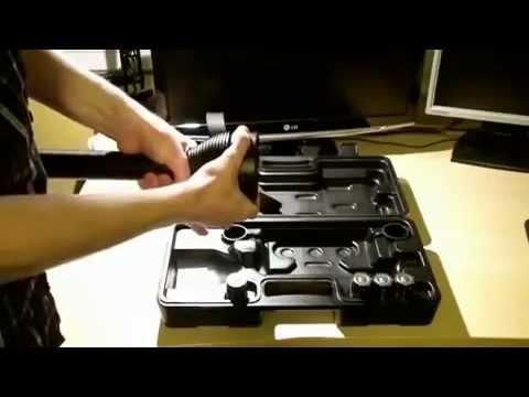 Kurzreview: Led Lenser X21 LED Taschenlampe