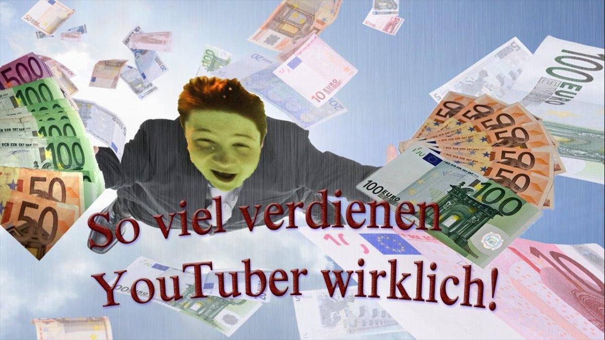 YouTuber sind reich! | So viel verdient Dner , Unge , Gronkh , PietSmiet
