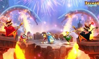 Publicada la release de Rayman Legends para Xbox 360 por iMARS