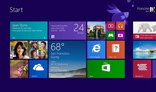Windows 8.1 estará disponible el 17 de octubre