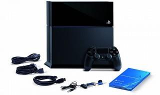 Este es el contenido del pack de lanzamiento de PS4