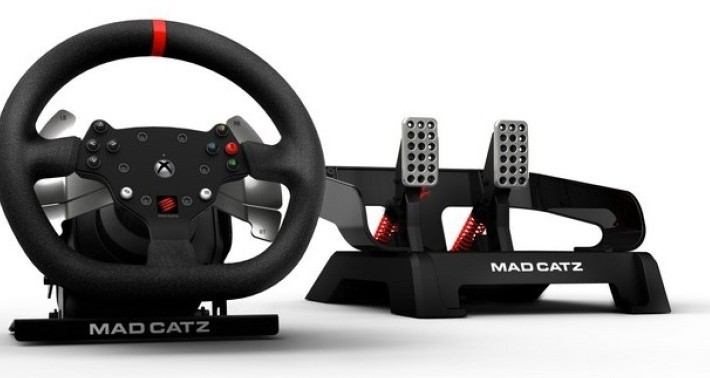 Mad Catz Force Feedback Racing Wheel (Xbox One)