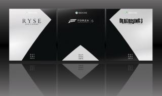 El contenido extra de las ediciones 'Day One' de Forza Motorsport 5, Ryse: Son of Rome y Dead Rising 3