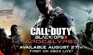 Trailer con gameplay de Apocalypse, el último DLC de Black Ops 2