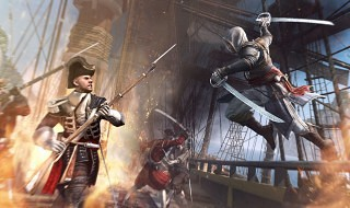 Algunas de las localizaciones de Assassin's Creed IV: Black Flag en 10 minutos de gameplay