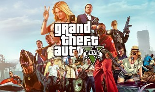 GTA V genera 800 millones de dólares en su día de salida