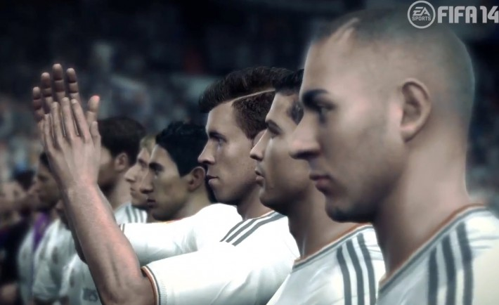 FIFA 14 Bale